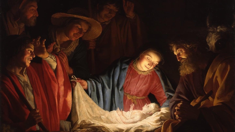 Netivyah   Toldot   Gerard van Honthorst - Adoration of the Shepherds (1622)