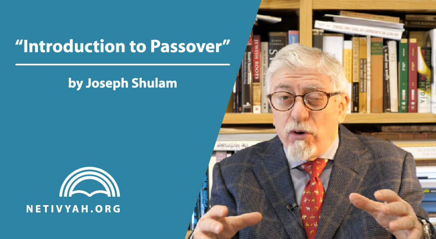 introduction-to-passover