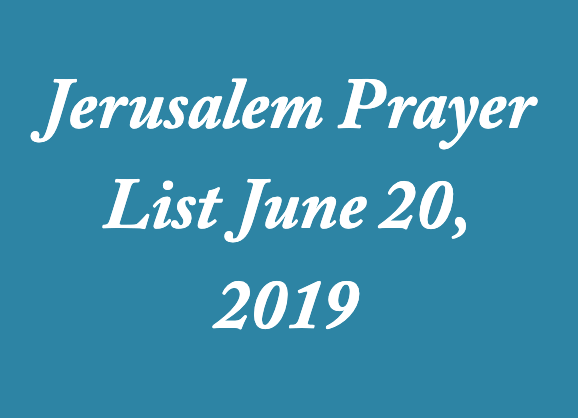 jerusalem-prayer-list